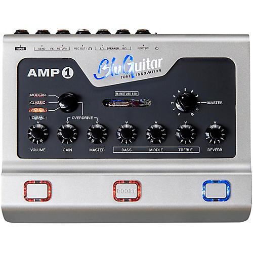 BluGuitar AMP1 Mercury Edition 100W Tube Guitar Floor Amp Head
