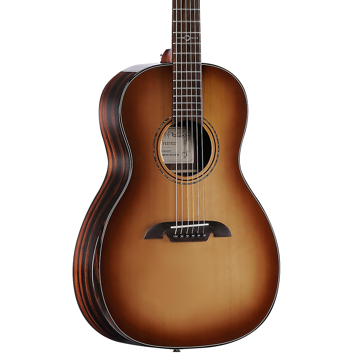 Alvarez AMPE915EAR Artist Elite Parlor Acoustic-Electric Guitar
