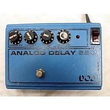 DOD ANALOG DELAY 680 Effect Pedal