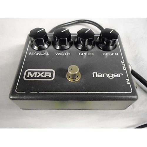 MXR ANALOG FLANGER Effect Pedal