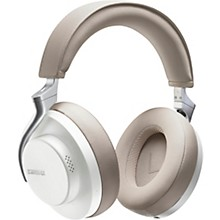 AONIC 50 Wireless Noise-Cancelling Headphones White
