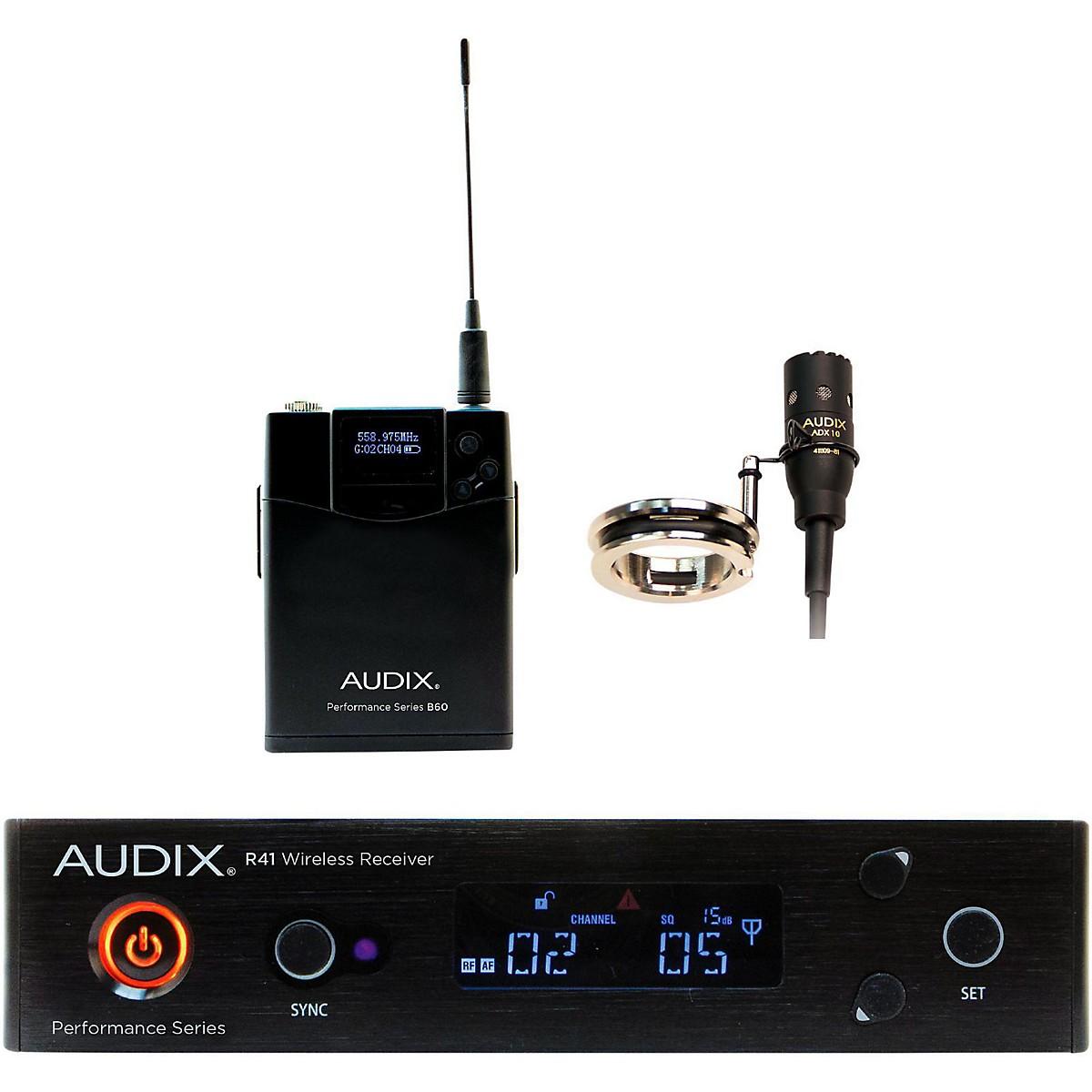 Audix AP41 FLUTE Lavalier Wireless System