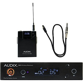 audix ap41 guitar instrument wireless system guitar center. Black Bedroom Furniture Sets. Home Design Ideas