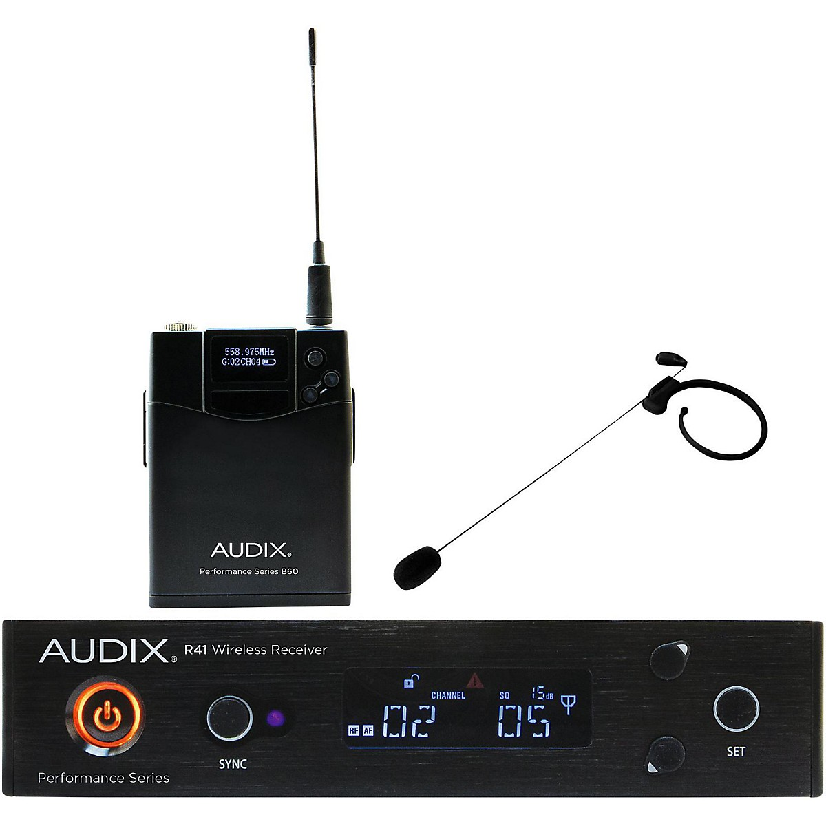 Audix AP41 HT7 Headset Wireless System