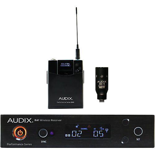 Audix AP41 L10 Lavalier Wireless System