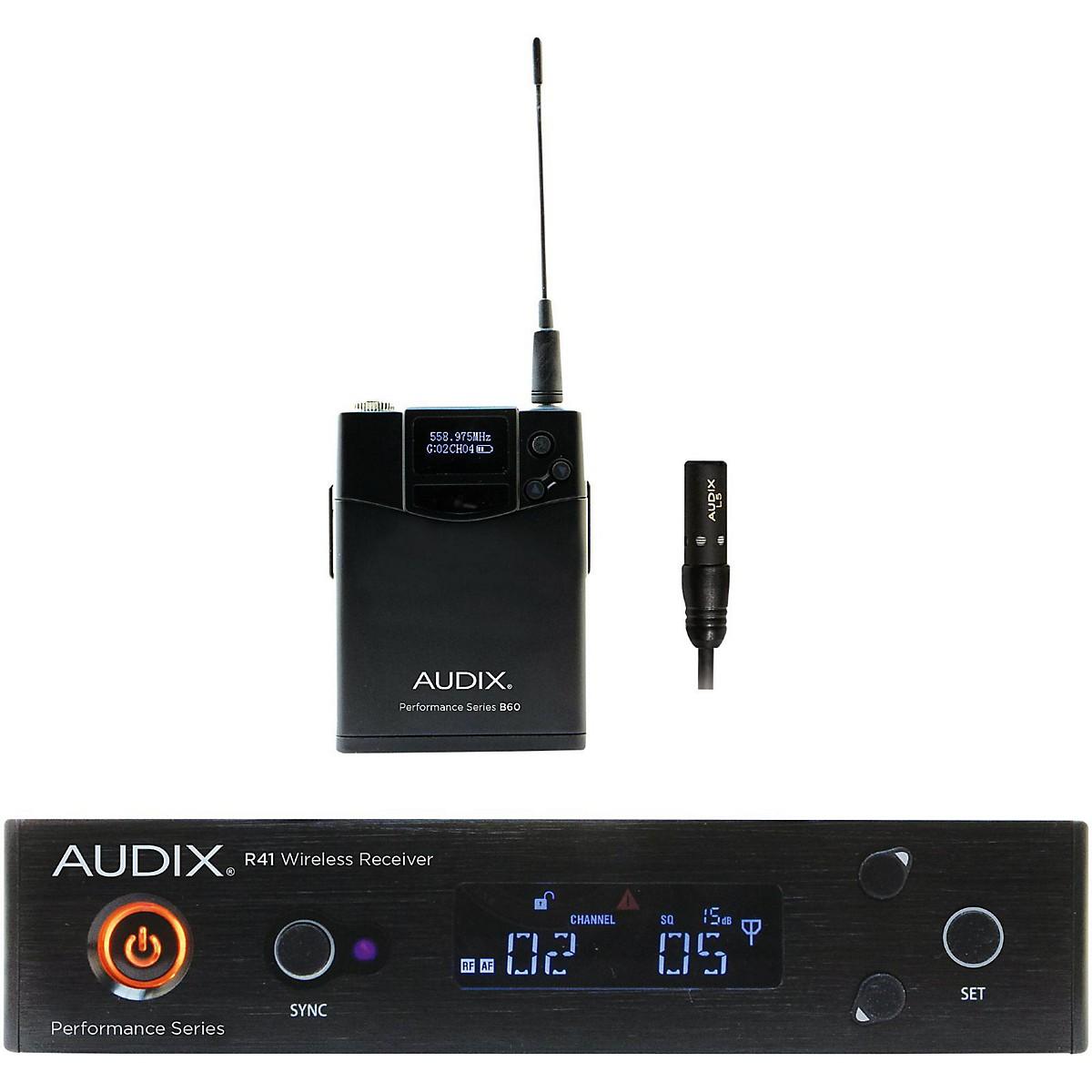 Audix AP41 L5 Lavalier Wireless System