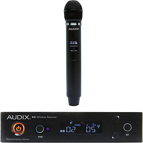 Audix AP41 VX5 Handheld Wireless system