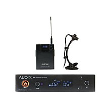 Audix AP41SAX Instrument Wireless System w/ ADX20i Clip-On Instrument Condenser mic