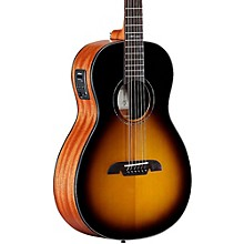 AP610ETSB Parlor Acoustic-Electric Guitar Level 2 Sunburst 190839280336
