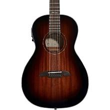 Alvarez AP660 Parlor Acoustic-Electric Guitar