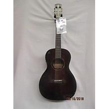 Alvarez AP660 Parlor Acoustic Electric Guitar