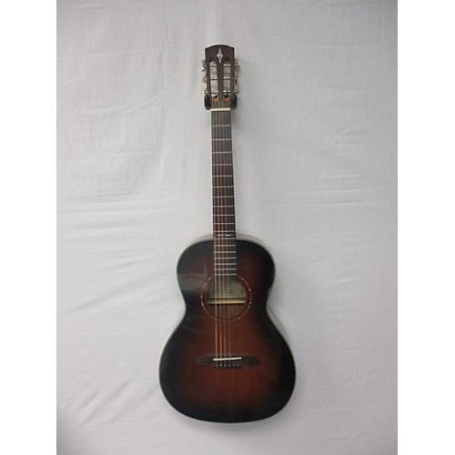 Alvarez AP66E Parlor Acoustic Electric Guitar