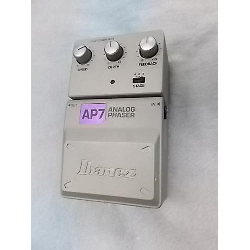Ibanez AP7 Analog Phaser Effect Pedal