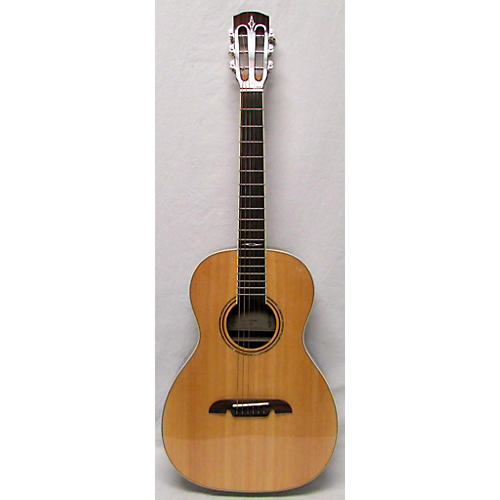 used alvarez ap70 parlor acoustic guitar guitar center. Black Bedroom Furniture Sets. Home Design Ideas