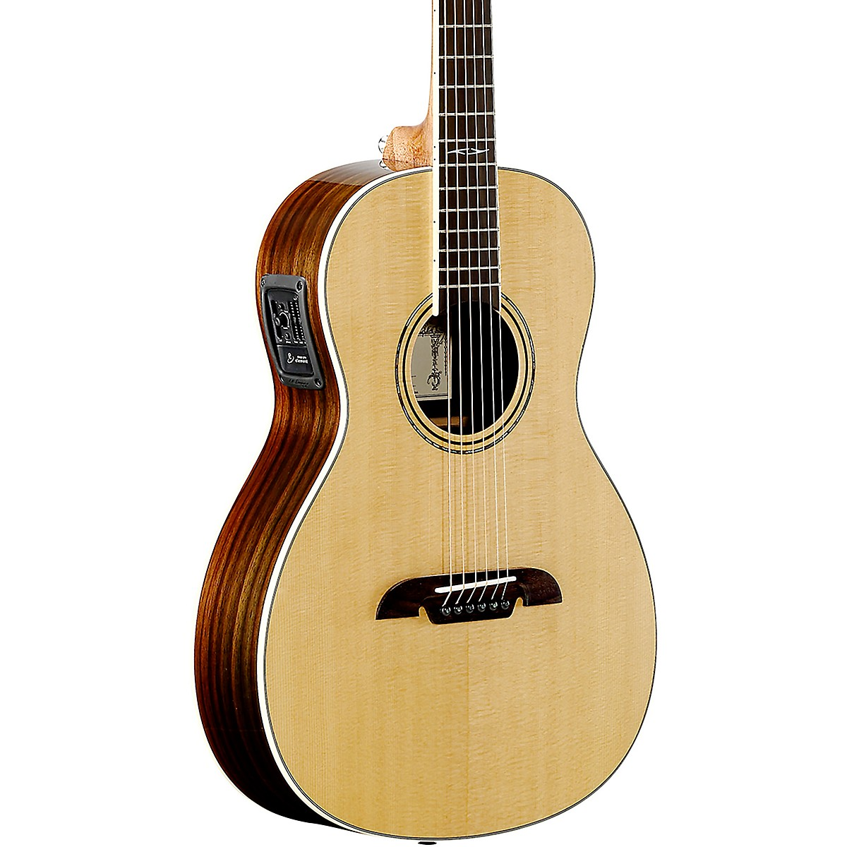 Alvarez AP70WE Artist Series Parlor Acoustic-Electric Guitar