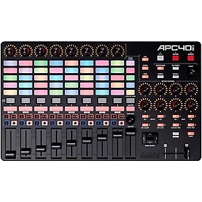 akai professional apc40 mkii ableton live controller guitar center. Black Bedroom Furniture Sets. Home Design Ideas