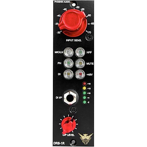 Phoenix Audio API 500 series Mic Pre & DI