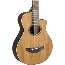 APX Thinline 3/4 size Acoustic-Electic Guitar Natural