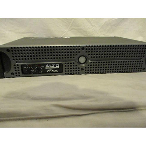 Alto APX1000 2-Channel 1000W Power Amp