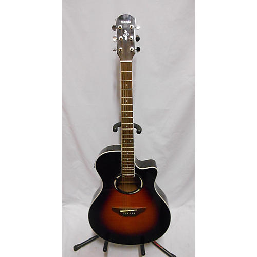 Used Yamaha Apx500 Acoustic Electric Guitar Guitar Center
