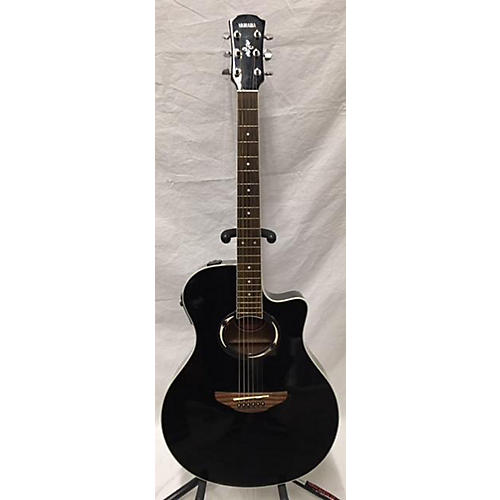 used yamaha apx500 acoustic electric guitar guitar center. Black Bedroom Furniture Sets. Home Design Ideas
