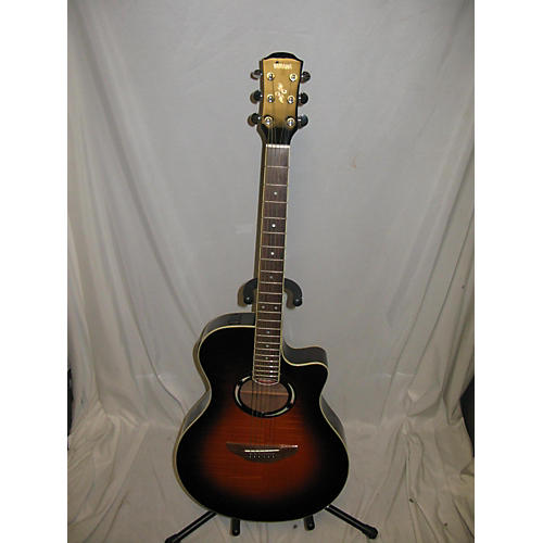 used yamaha apx500ii acoustic electric guitar 2 color sunburst guitar center. Black Bedroom Furniture Sets. Home Design Ideas