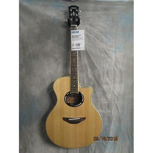 Yamaha APX500II Natural Acoustic Electric Guitar