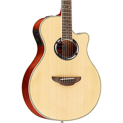 Yamaha Guitars Review Apx Iii