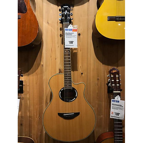 Yamaha APX50III Acoustic Electric Guitar
