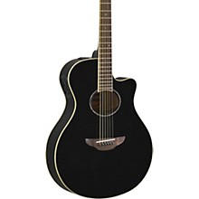 APX600 Acoustic-Electric Guitar Black