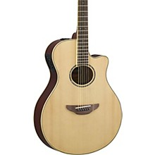 APX600 Acoustic-Electric Guitar Natural