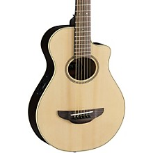 APXT2 3/4 Thinline Acoustic-Electric Cutaway Guitar Natural