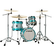 AQ2 Martini Maple 4-Piece Shell Pack Aqua Silver Burst