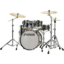 AQ2 Stage Maple 5-Piece Shell Pack Transparent Black