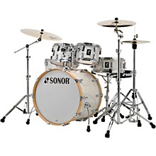 AQ2 Stage Maple 5-Piece Shell Pack White Marine Pearl