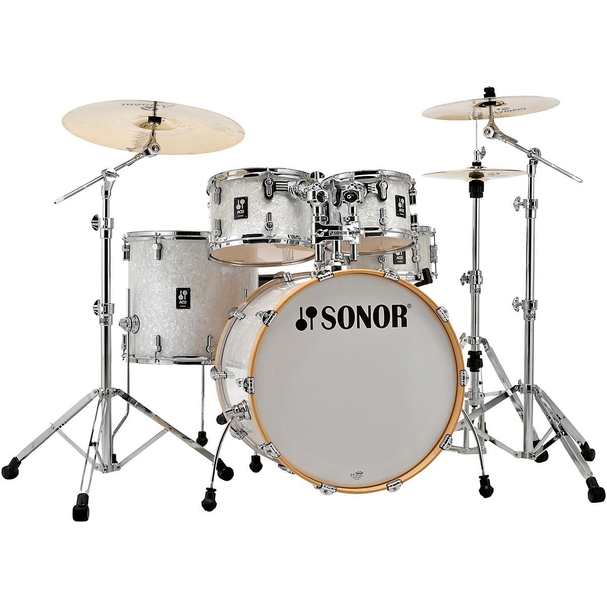Sonor AQ2 Studio Maple 5-Piece Shell Pack