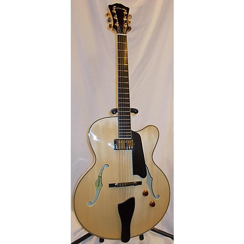 used eastman ar 503 ce bd with case hollow body electric guitar guitar center. Black Bedroom Furniture Sets. Home Design Ideas