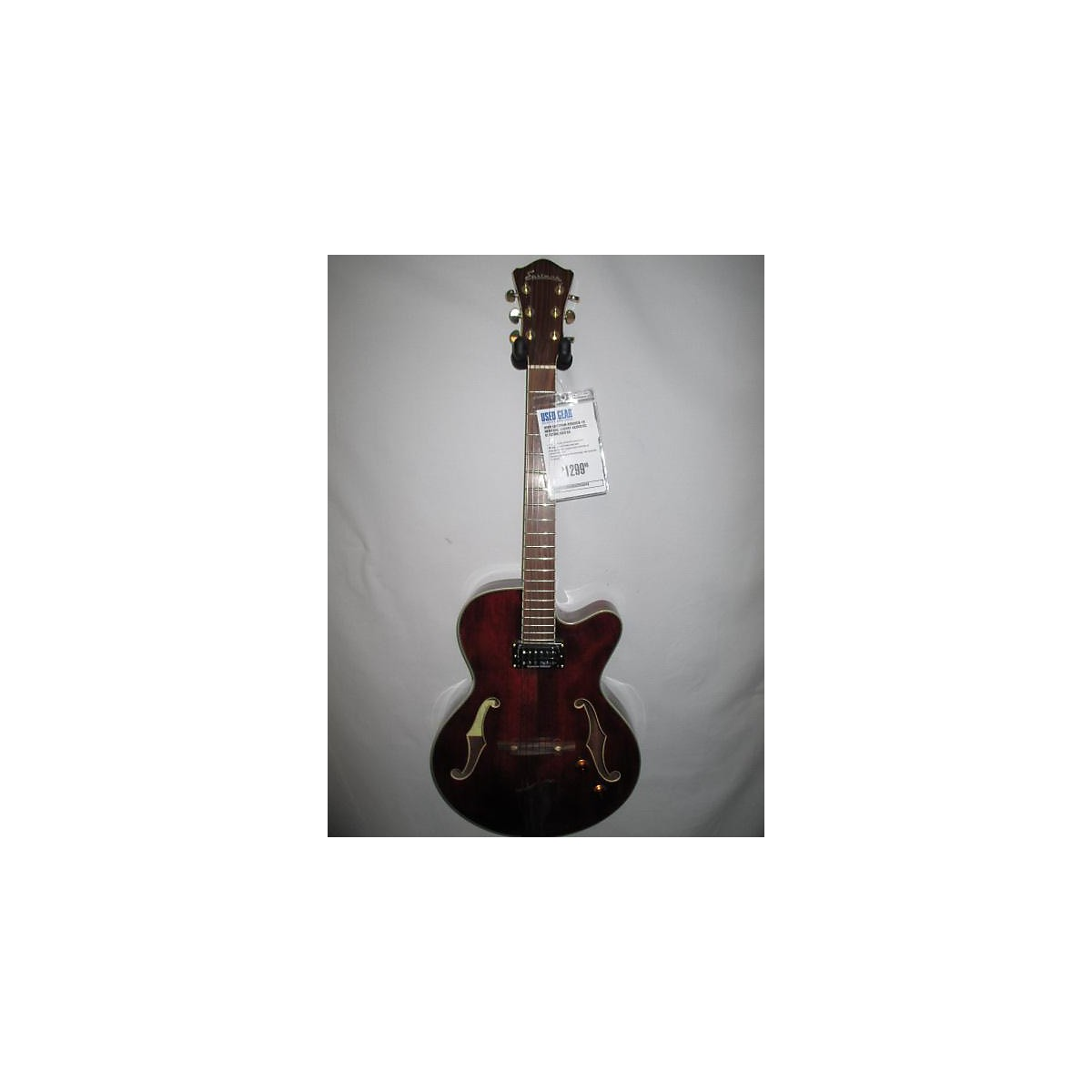 Eastman AR603CE-15 Acoustic Electric Guitar