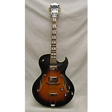 Eastman AR732CE-SB Hollow Body Electric Guitar