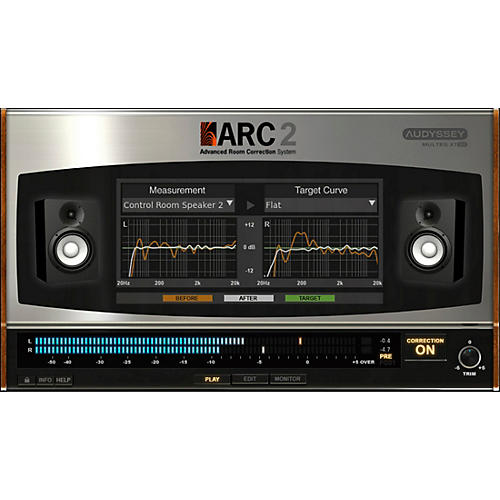 IK Multimedia ARC 2.5 Upgrade