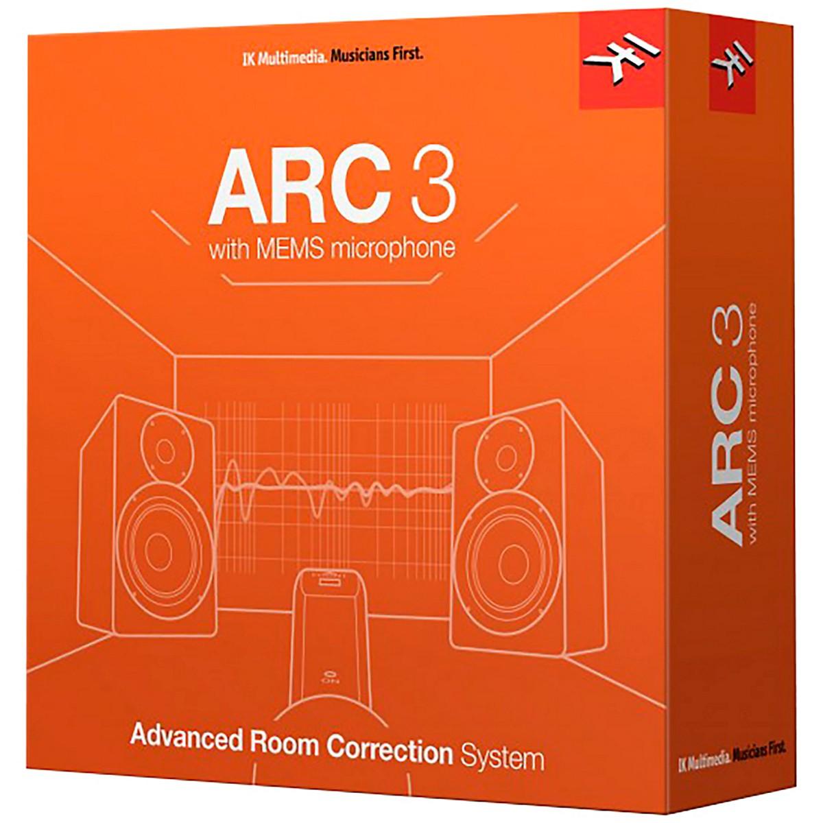 IK Multimedia ARC System 3 Crossgrade (Software Download)