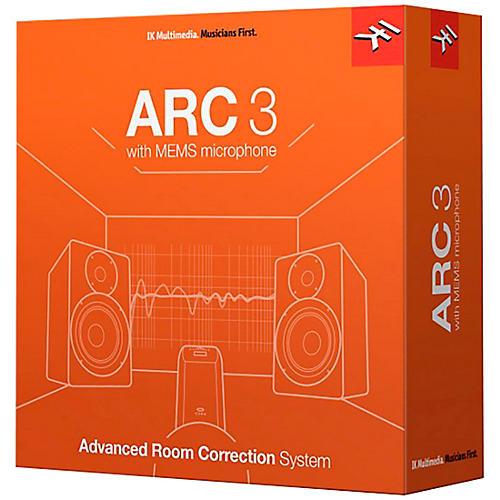 IK Multimedia ARC System 3 (Software Download)