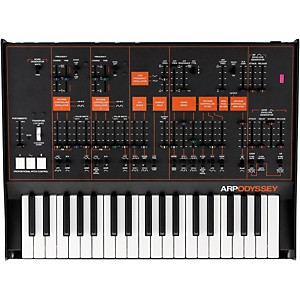Click here to buy Korg ARP Odyssey by Korg.