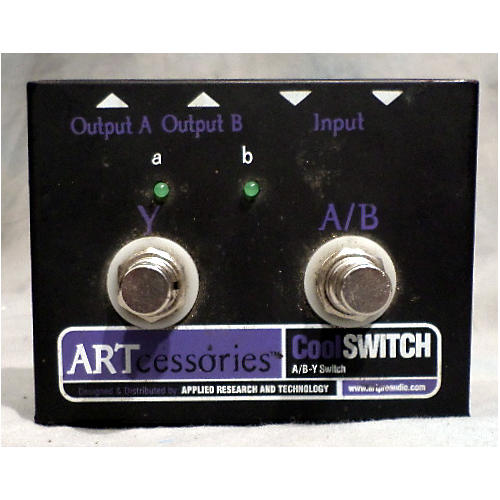 Art ARTCESSORIES COOL SWITCH A/B-Y Pedal