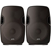 """Gemini AS-08TOGO 8"""" Wireless Rechargeable Bluetooth Speakers (Pair)"""