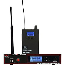 Galaxy Audio AS-1100 UHF WIRELESS PERSONAL MONITOR Level 1 Band D