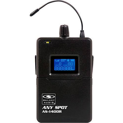 Galaxy Audio AS-1400 Wireless In-Ear Monitor Receiver