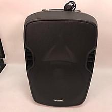 Gemini AS 1500P Powered Speaker