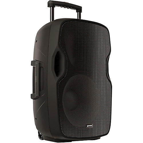 Gemini AS-15TOGO 15 in. Portable Wireless Bluetooth PA Loudspeaker