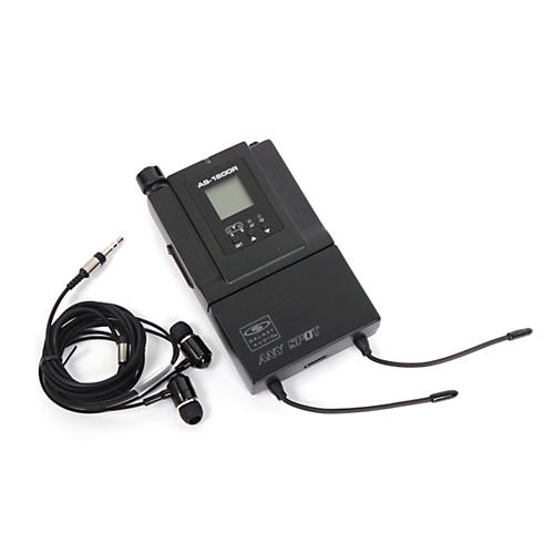 Galaxy Audio AS-1800 Receiver